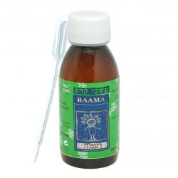 Масло для массажа и укрепления волос Raama (Раама)