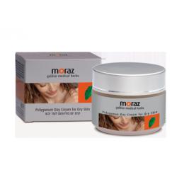 Дневной крем для сухой кожи лица Moraz