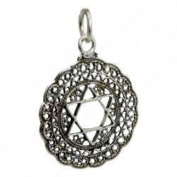 Серебряная звезда Давида ( Маген Давид)