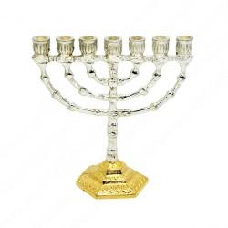 Менора комбинированная Иерусалим