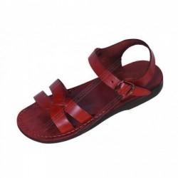 Библейские сандалии из натуральной кожи «Гедеон»
