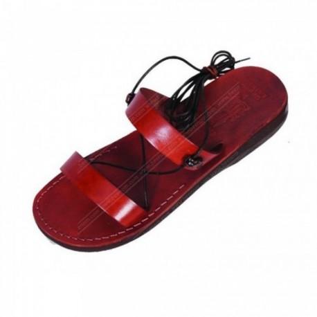 Библейские сандалии из натуральной кожи «Урия»