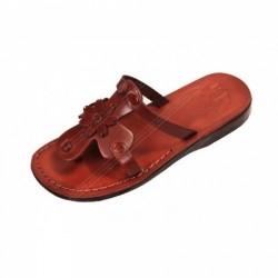 Библейские сандалии из натуральной кожи «Навария»