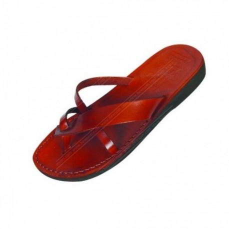 Библейские сандалии из натуральной кожи «Офония»