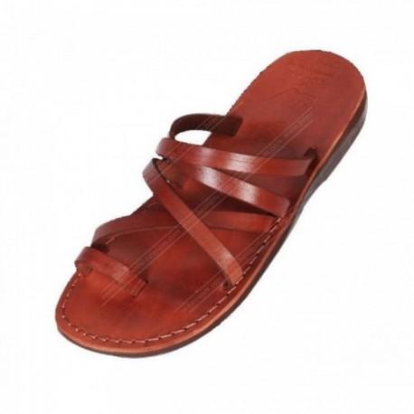 Библейские сандалии из натуральной кожи «Зимран»