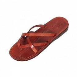 Библейские сандалии из натуральной кожи «Памфилия»