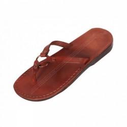 Библейские сандалии из натуральной кожи «Кария»