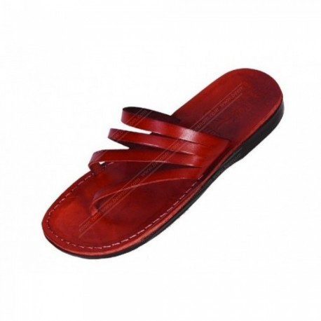 Библейские сандалии из натуральной кожи «Пелатия»