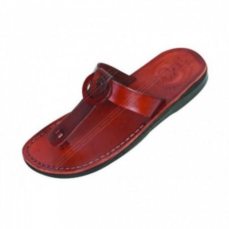 Библейские сандалии из натуральной кожи «Карфа»