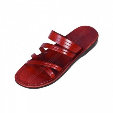 Библейские сандалии из натуральной кожи «Асадия»