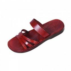 Библейские сандалии из натуральной кожи «Сида»