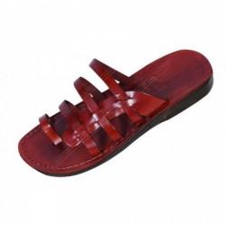 Библейские сандалии из натуральной кожи «Диана»