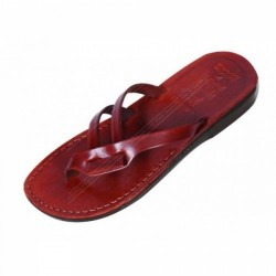 Библейские сандалии из натуральной кожи «Хасадия»