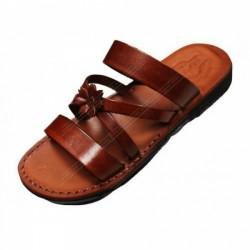 Библейские сандалии из натуральной кожи «Клавдия»
