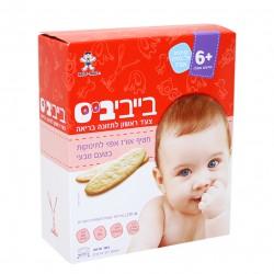 Детское рисовое печенье Baby Bites 6+