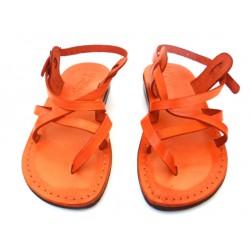 Библейские сандалии из натуральной кожи «Абиссиния»
