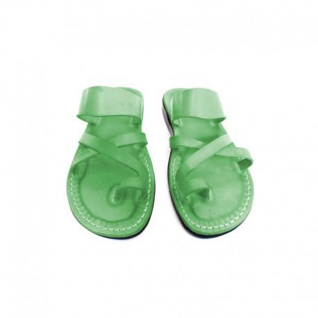 Библейские сандалии из натуральной кожи «Ветирус»