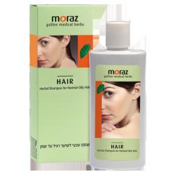 Шампунь для нормальных и жирных волос Moraz