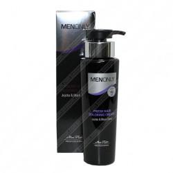 Мужской крем для окрашивания седых волос Mon Platin Professional