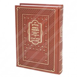 Книга Теилим (Псалмы) с переводом на русский язык