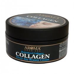 """Коллагеновый крем для лица """"AROMA"""""""
