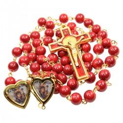 Четки католические розарий