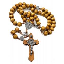 Розарий Католический из оливкового дерева